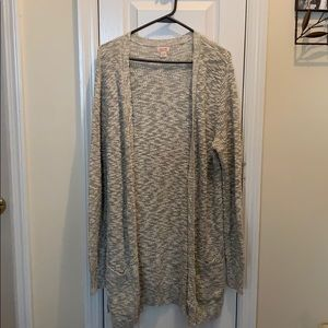 Cardigan great for Fall